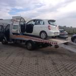 Autószállítás - Nissan